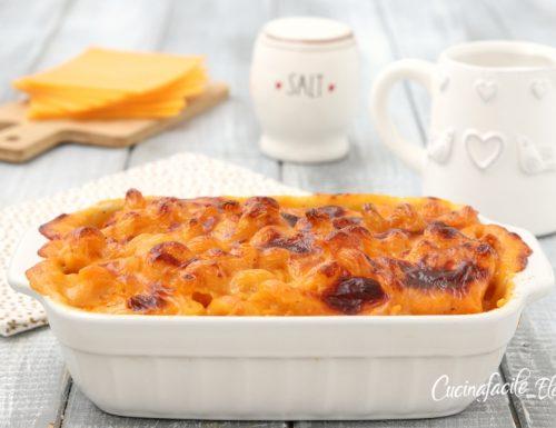 Macaroni and cheese al pomodoro