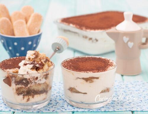 Tiramisù allo yogurt e Nutella