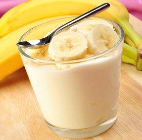 Crema delicata alla banana