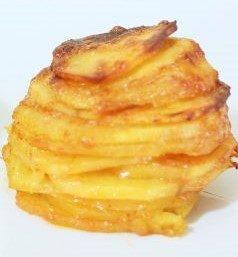 Torrette di patate gustose