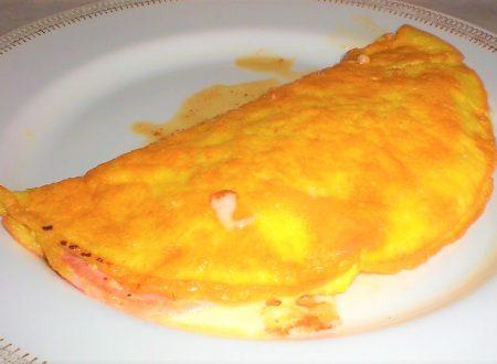Omelette farcita in modo semplice