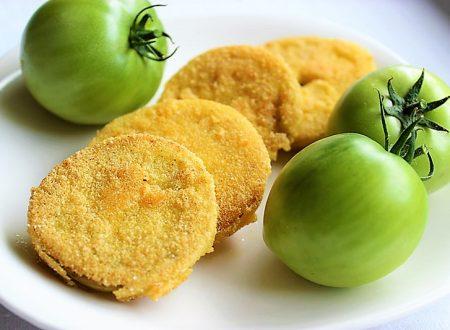Pomodori impanati