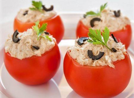 Pomodori tonnati