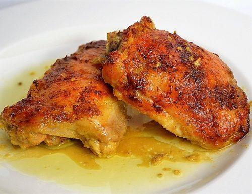 Sovracosce di pollo speziate