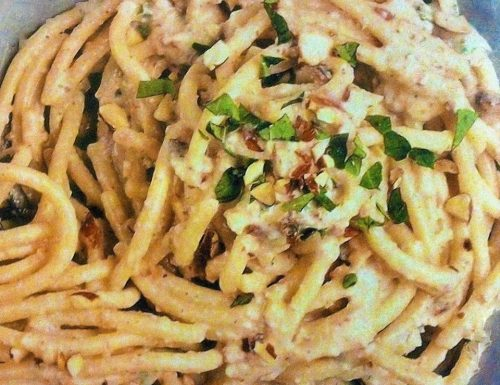 Spaghetti insoliti