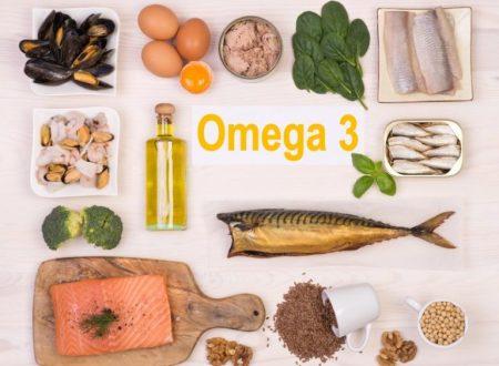 Omega 3 in cucina