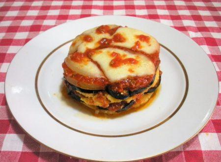 Parmigiana di polenta
