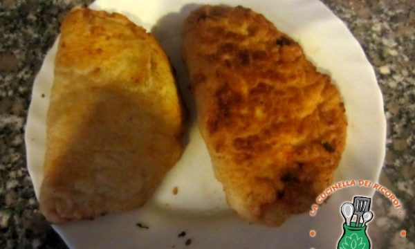 Calzoni fritti alla Napoletana