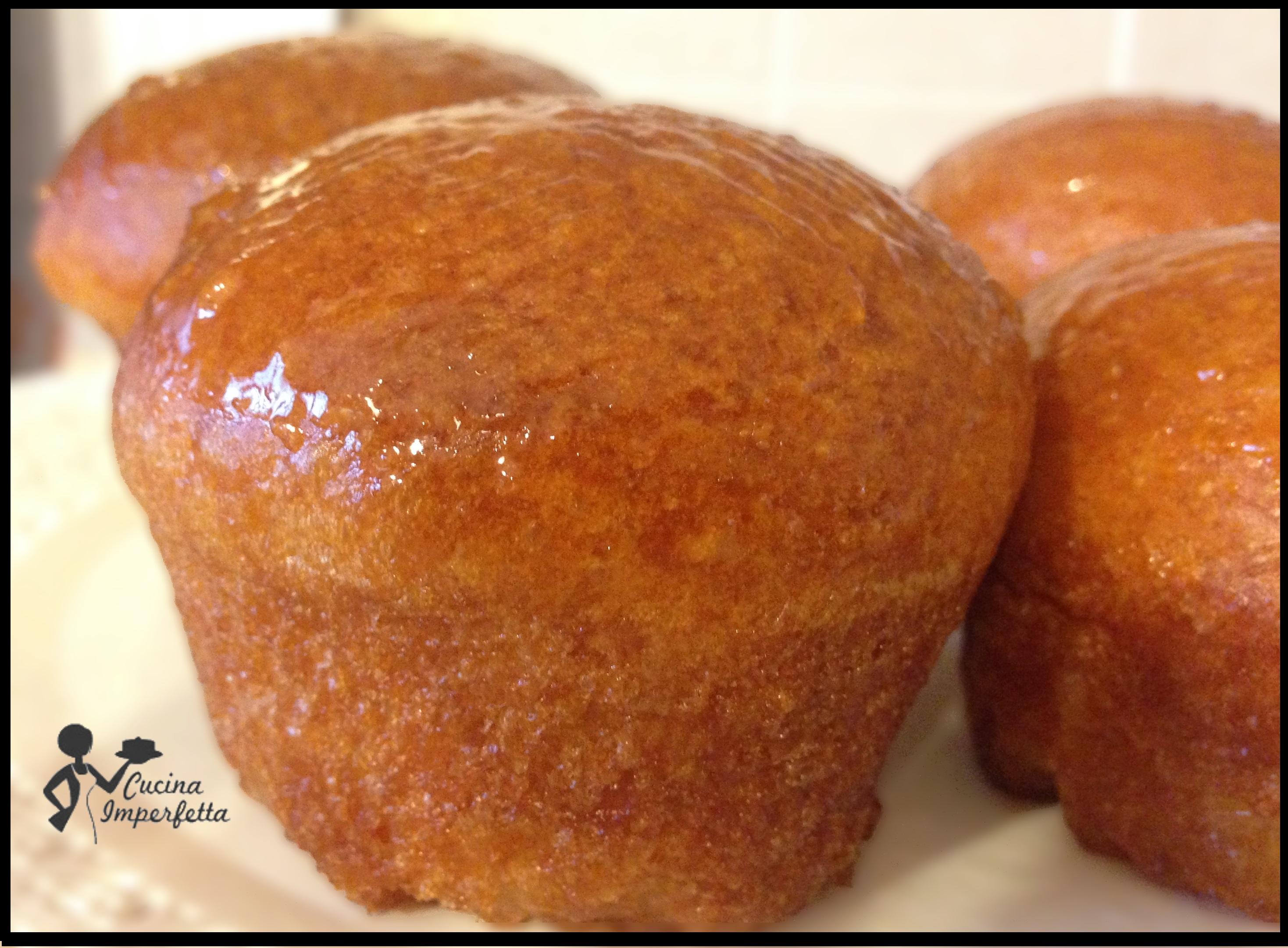 Babà  e  Muffin baba'