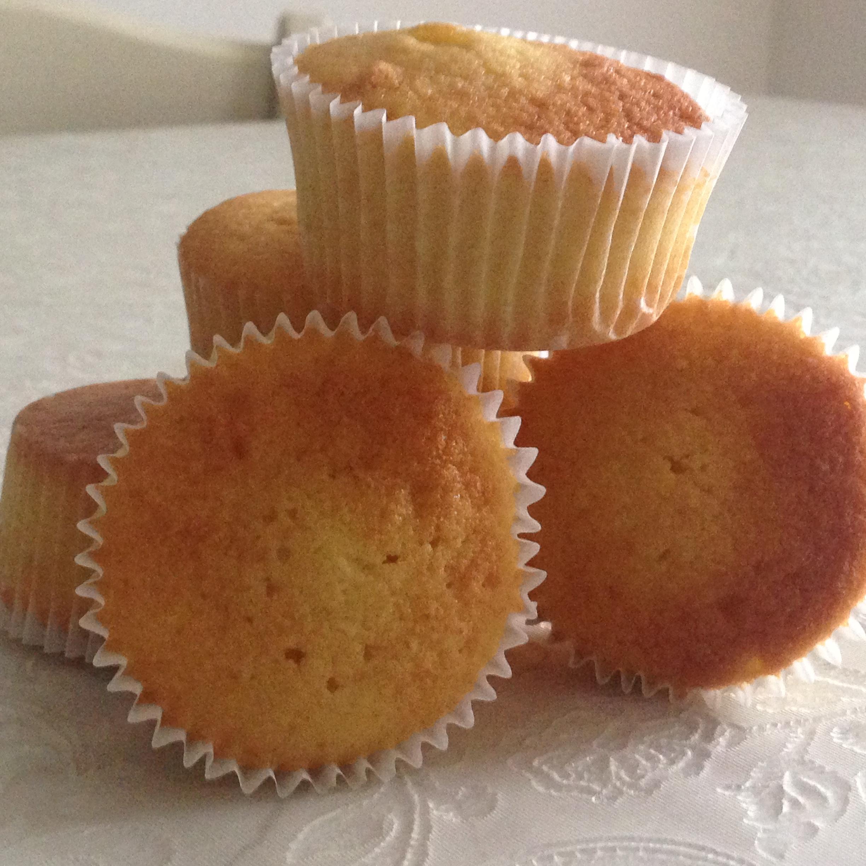 Muffin ricetta base