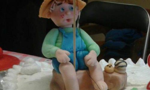 Pescatore in pasta di zucchero