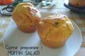 Come preparare i MUFFIN SALATI