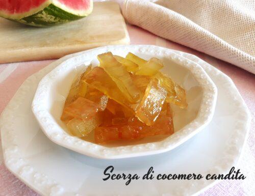 SCORZA DI COCOMERO CANDITA