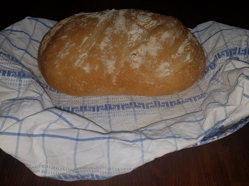 Impasto per pane