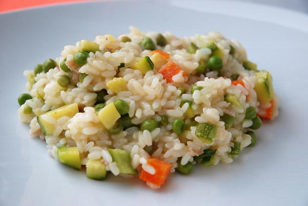 Risotto Primavera Recipes — Dishmaps