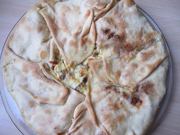 Torta carciofi 8