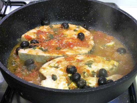 pesce spada alla mediterranea 1