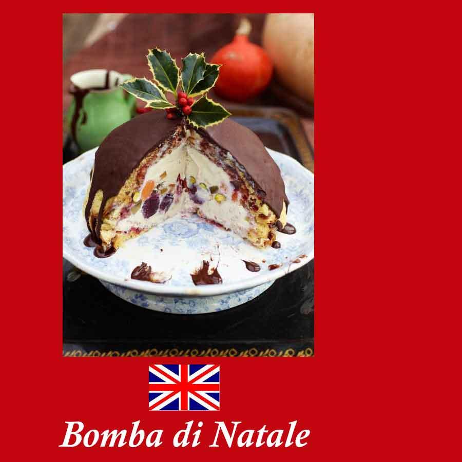 Dolci Natalizi Jamie Oliver.Bomba Di Natale