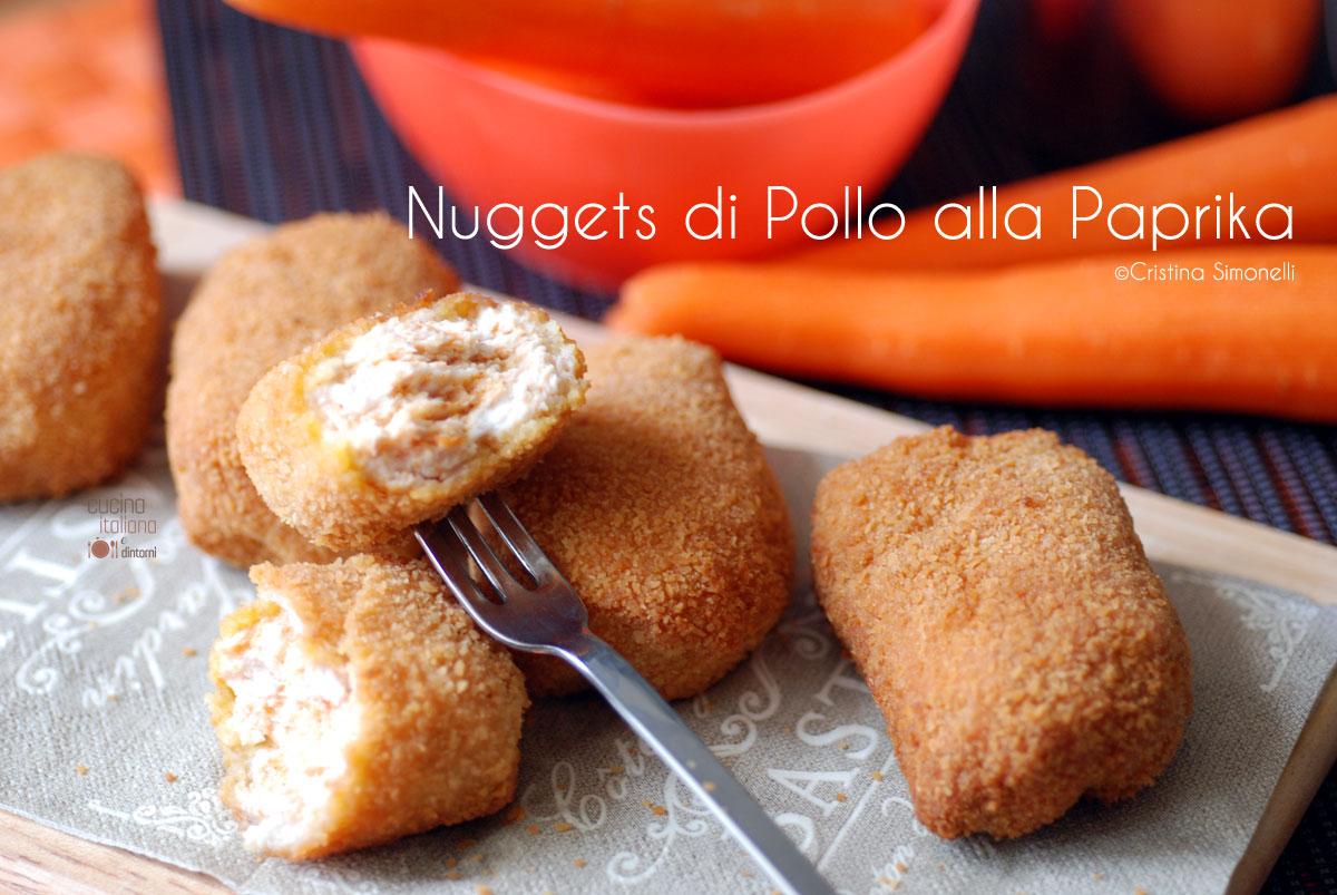 nuggets di pollo alla paprika 3