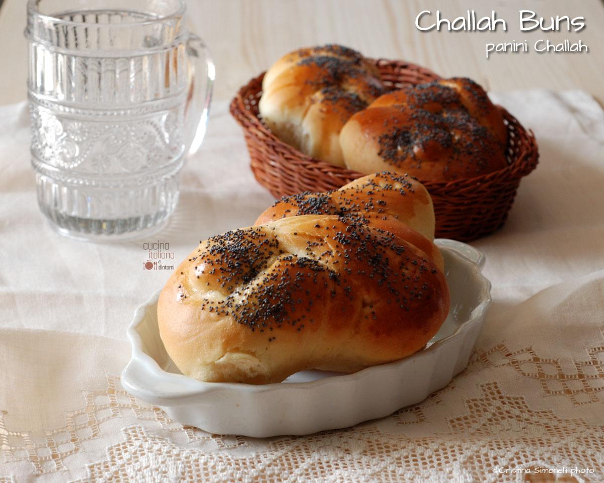 Challah buns ovvero panini soffici cucina italiana e for Sito cucina italiana