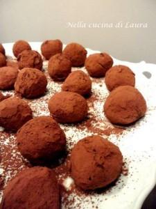 bon bon al cioccolato - nella cucina di  laura