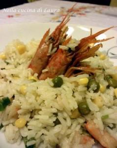 riso primavera - nella cucina di laura