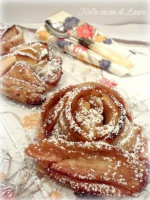 rose di mele- nella cucina di laura