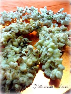 fiori di cascia- nella cucina di laura