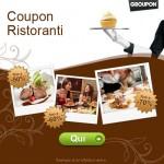 Prenota il tuo ristorante con GROUPON