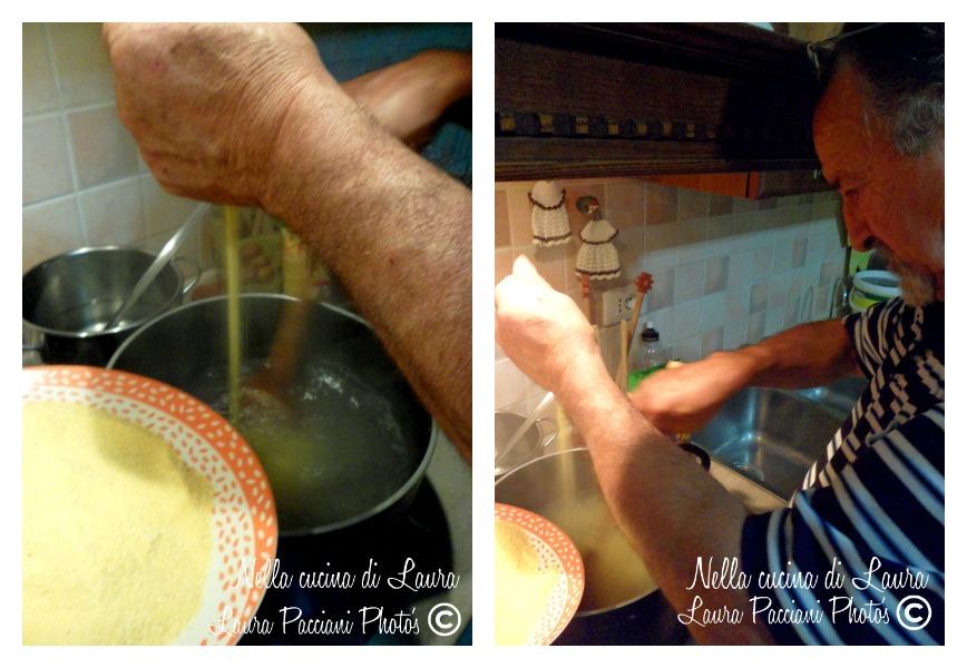 polenta_con_sugo_di_funghi_cucinalaura