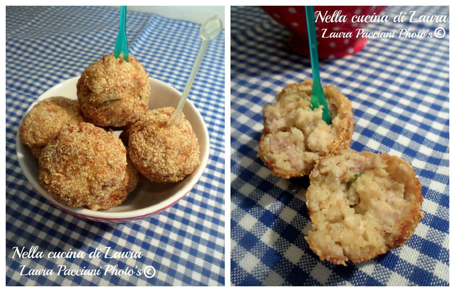 polpette_pollo_formaggi_cucinalaura
