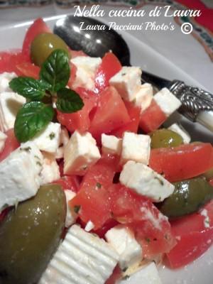 insalata estiva - nella cucina di laura