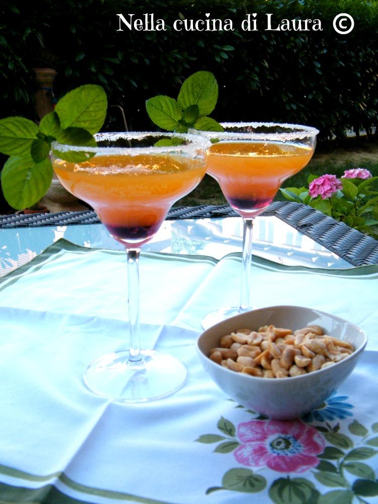 cocktail tropicale - nella cucina di laura