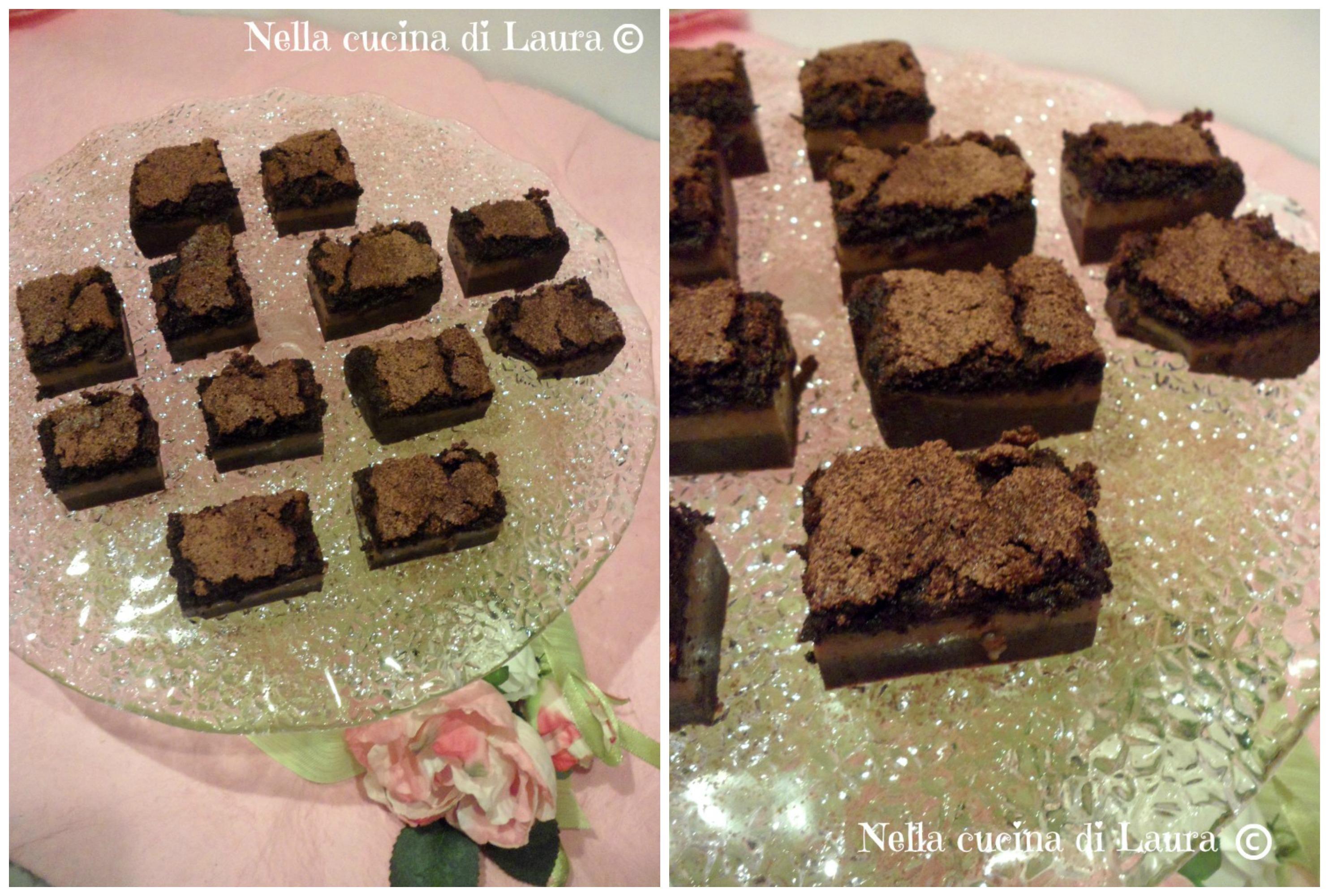 torta magica al cioccolato - nella cucina di laura