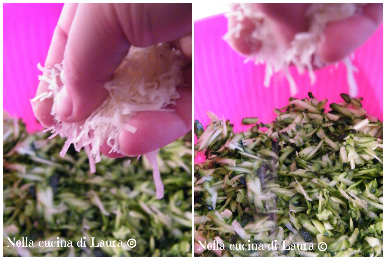 polpette di zucchine - nella cucina di laura