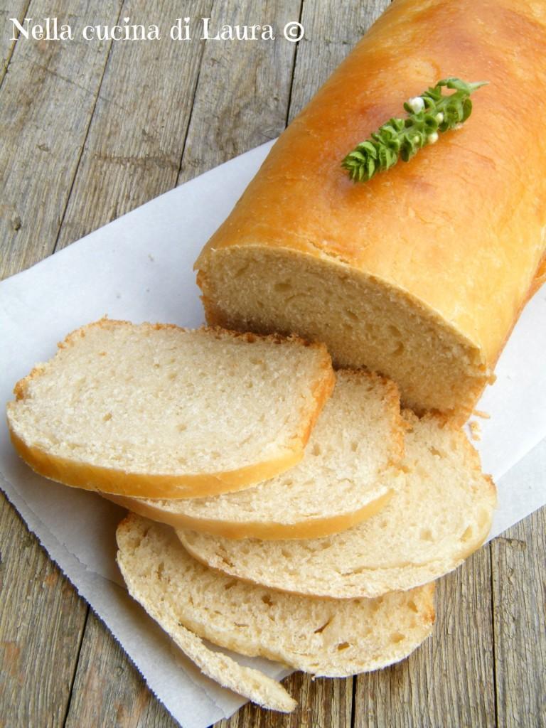 panino grigliato con pane bianco a lievitazione naturale e coppa piacentina - nella cucina di laura