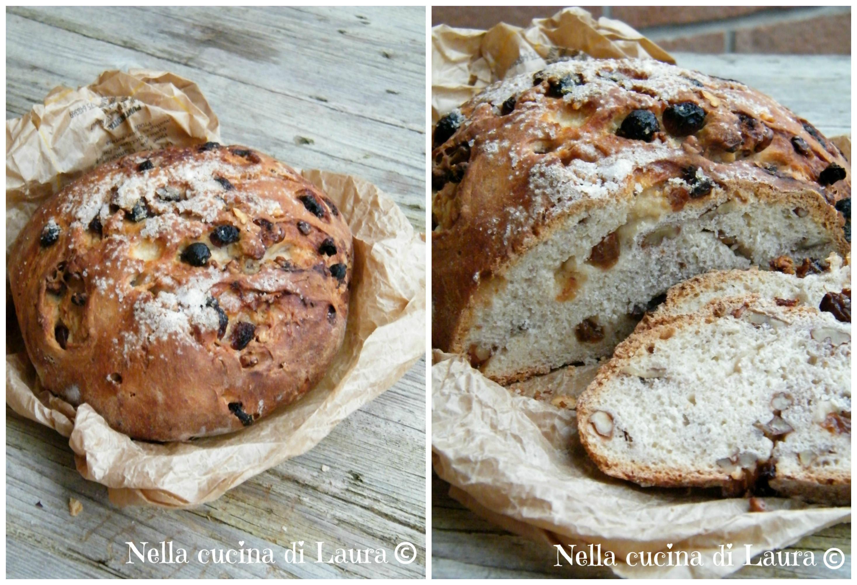 pan dei santi a lievitazione naturale - nella cucina di laura