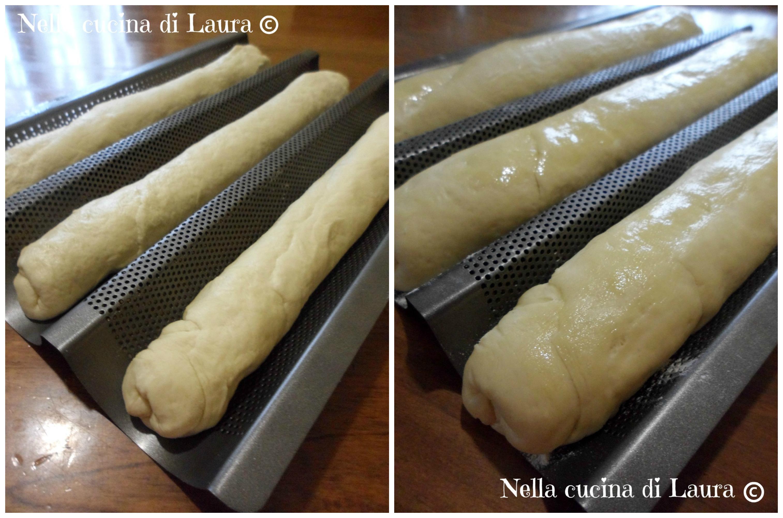 fruste all'olio a lievitazione naturale - nella cucina di laura