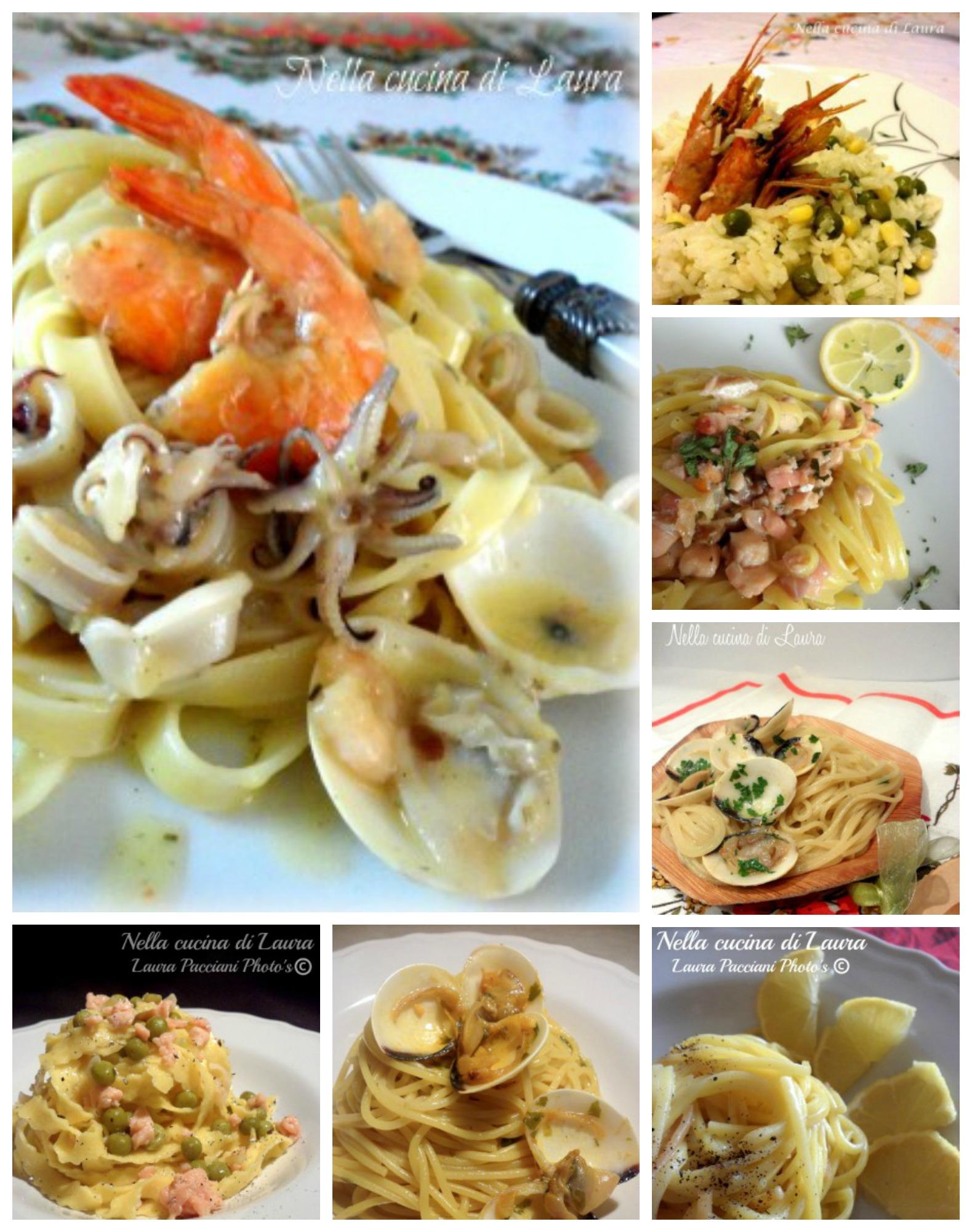 Primi piatti a base di pesce per il cenone di capodanno for Primi piatti cucina romana