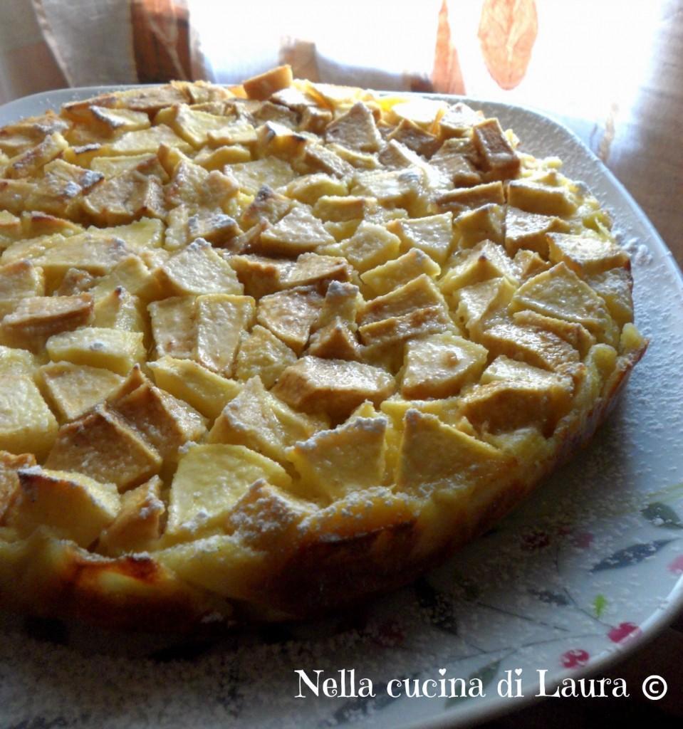 claufotis alle mele - nella cucina di laura