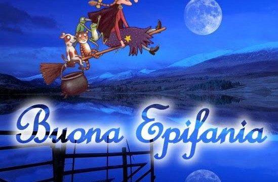 BUONA EPIFANIA