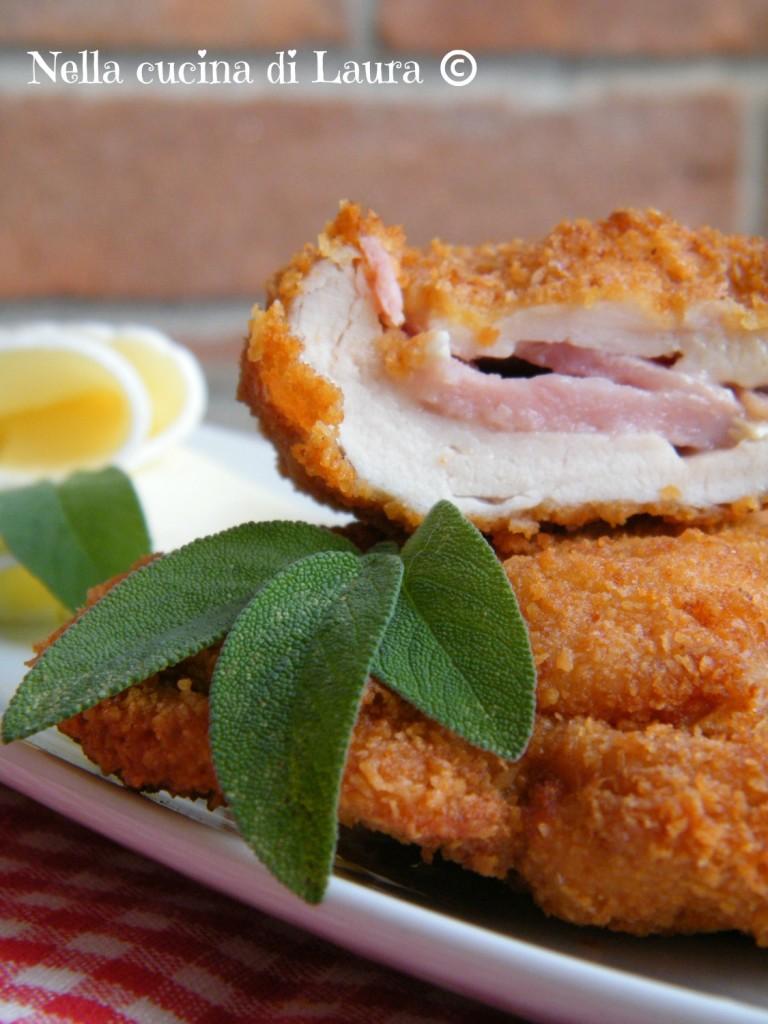 cordon bleu di pollo - nella cucina di laura