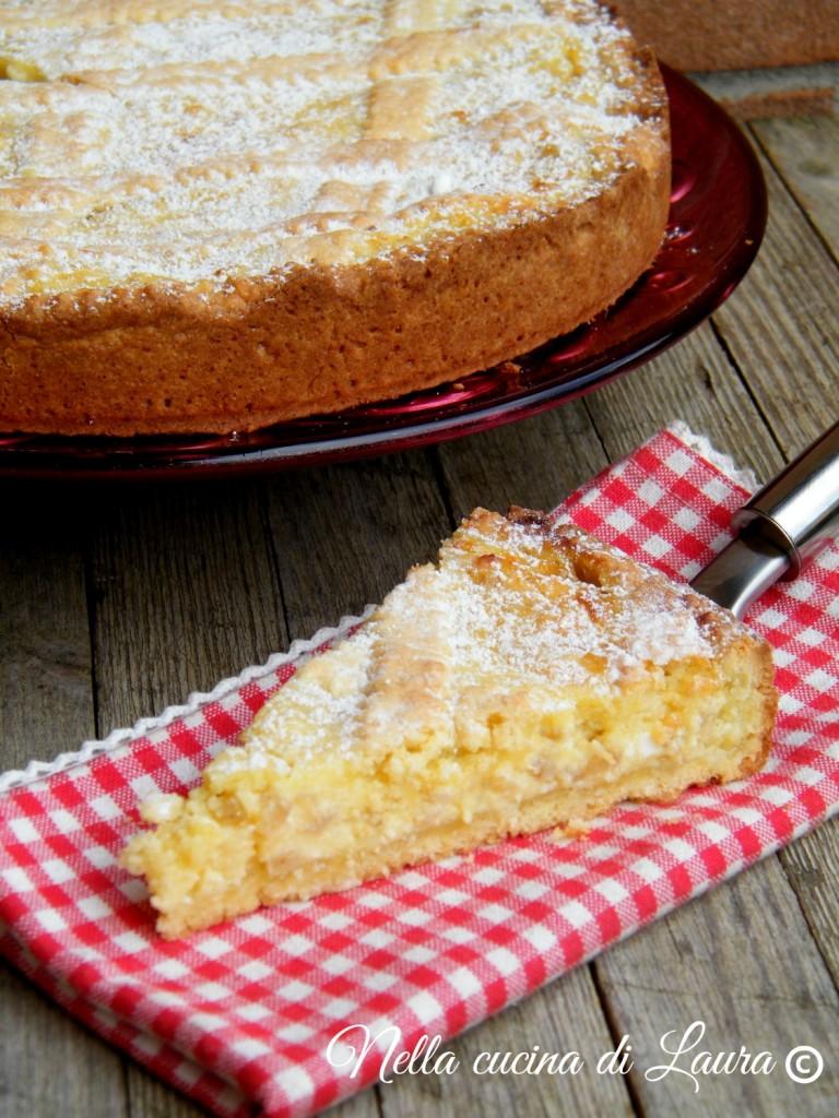 pastiera napoletana - nella cucina di laura