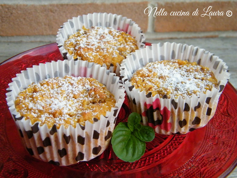 muffin di colomba - nella cucina di laura