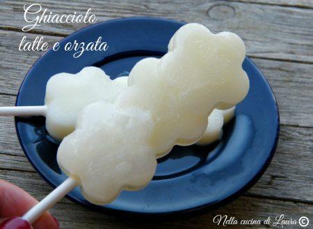 GHIACCIOLO LATTE E ORZATA