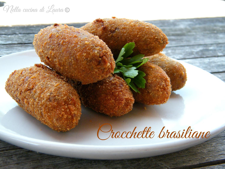 crocchete brasiliane - nella cucina di laura