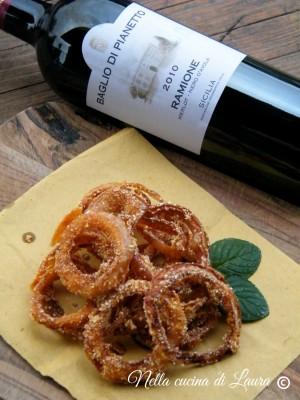 Gli anelli di cipolla fritti piu' buoni del mondo - nella cucina di laura