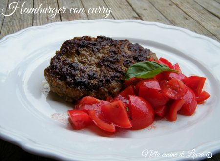 HAMBURGER CON CURRY