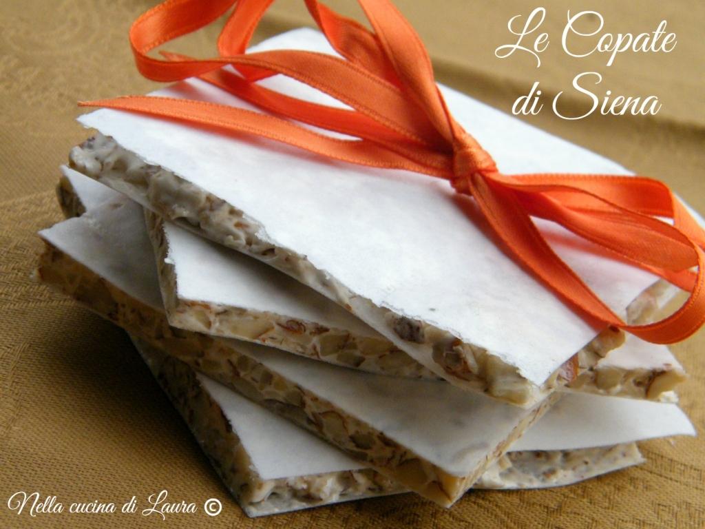 Copate di Siena - nella cucina di laura