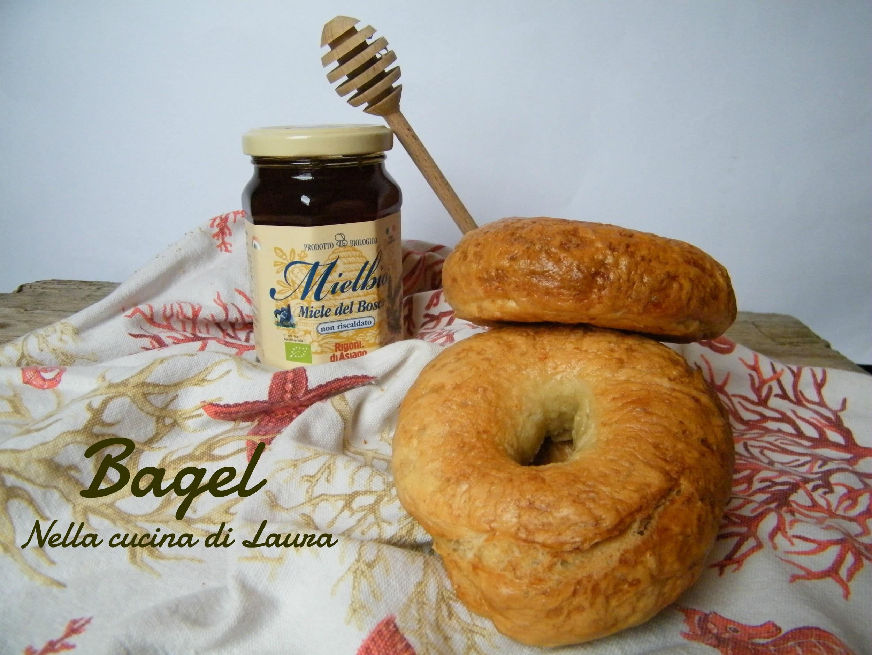 bagel - nella cucina di laura